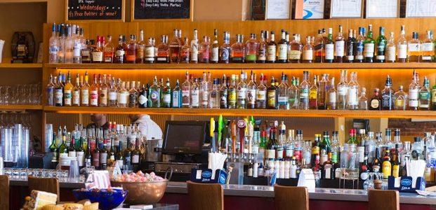 Cocktails & Spirits Menu